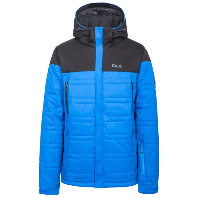 Hayes Mens Waterproof Ski Jacket - BLU