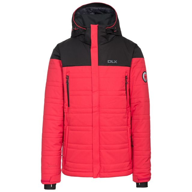 Hayes Mens Waterproof Ski Jacket - RED
