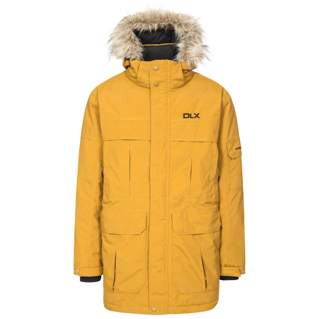 Highland Mens Waterproof Down Parka Jacket - GDB