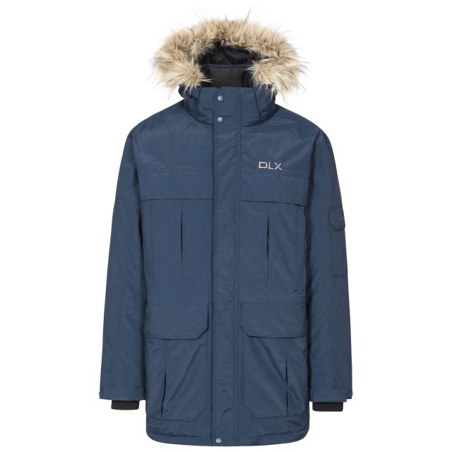 Highland Mens Waterproof Down Parka Jacket - NA1
