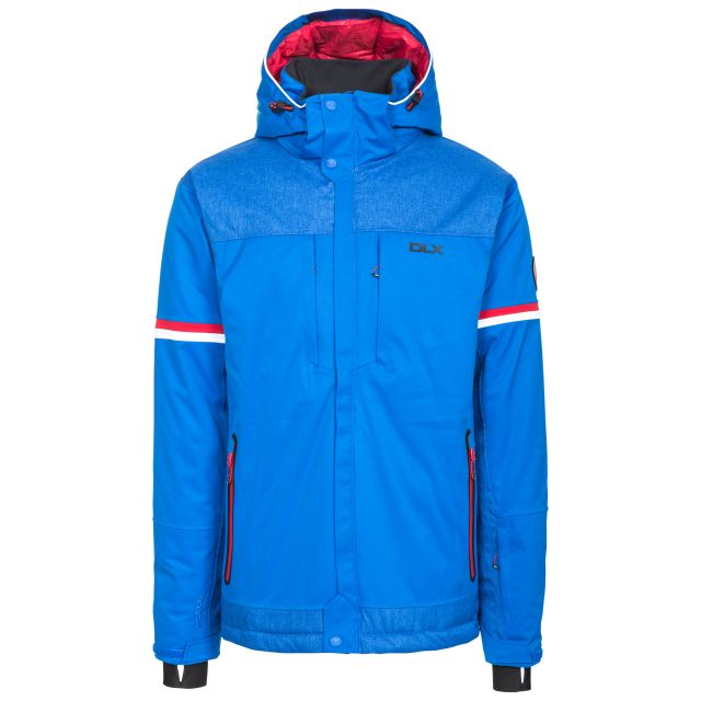 Izard Mens Waterproof Ski Jacket - BLU