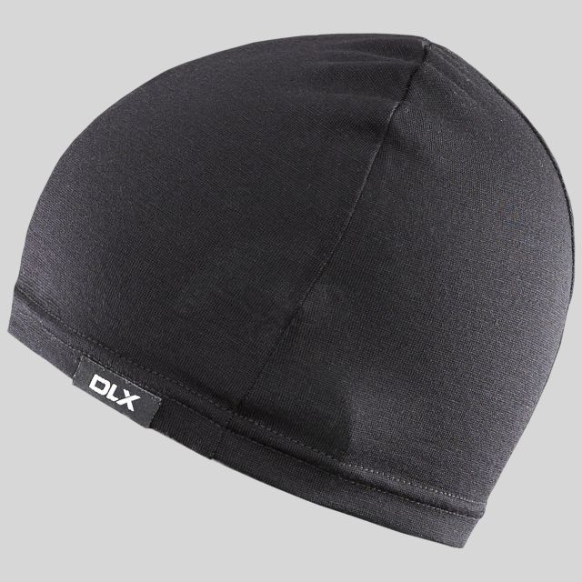 Kanon Unisex DLX Beanie Hat in Black