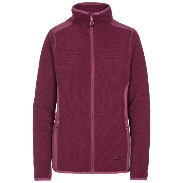 Kelsay Women's Fleece in Purple