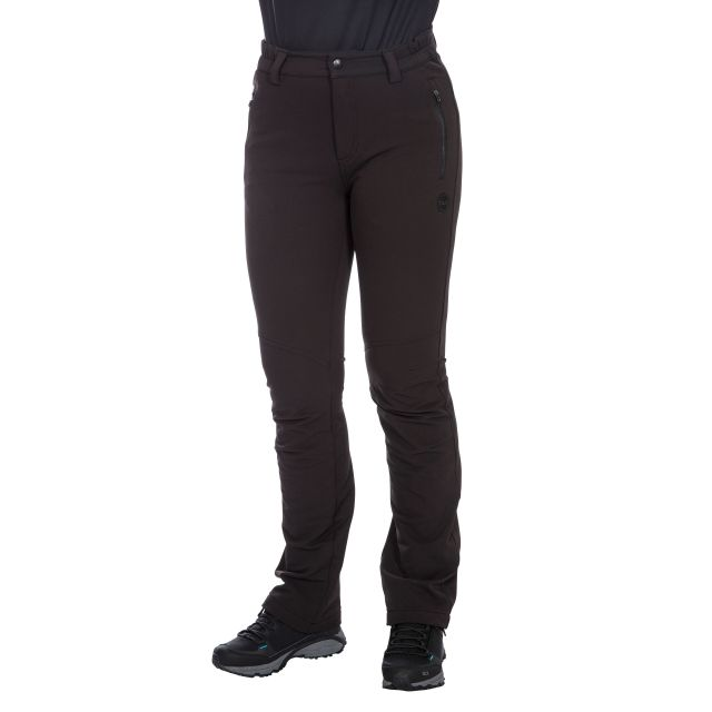 Kordelia Women's DLX Walking Trousers in Black