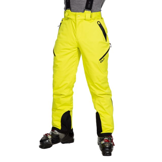 Kristoff Men's Insulated Stretch Ski Pants - LMA