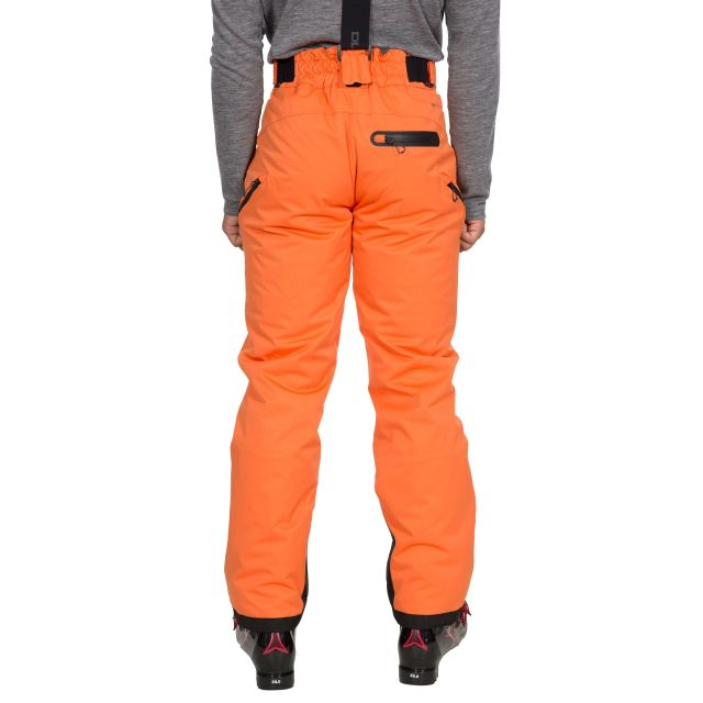 Kristoff Men's Insulated Stretch Ski Pants - ORA