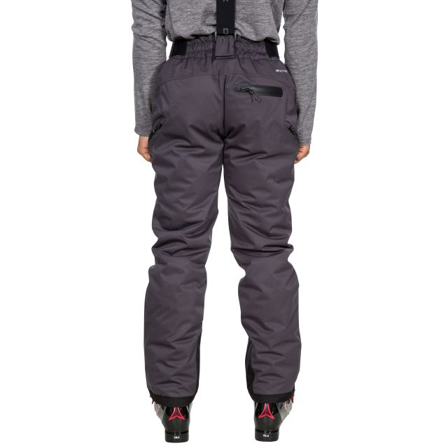 Kristoff Men's Insulated Stretch Ski Pants - DAG