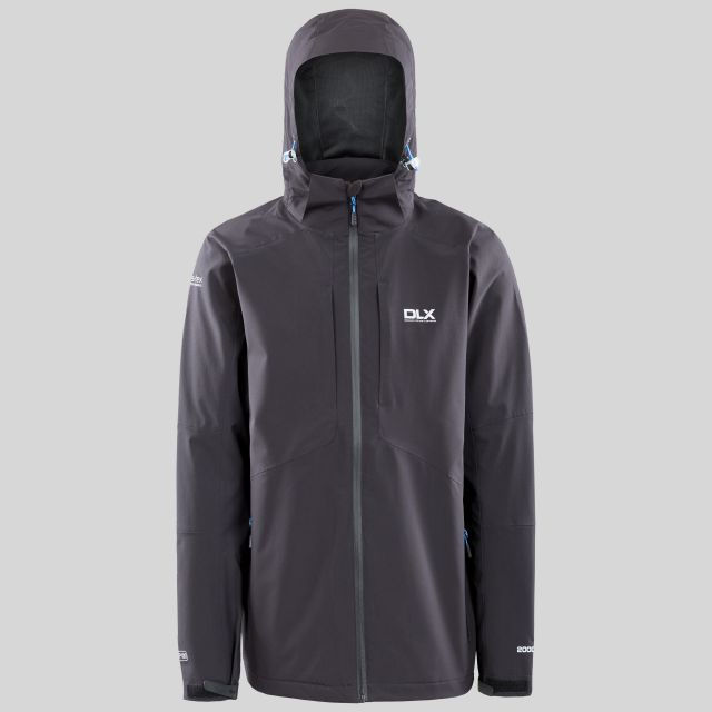 Kumar Mens Waterproof Jacket  in Black