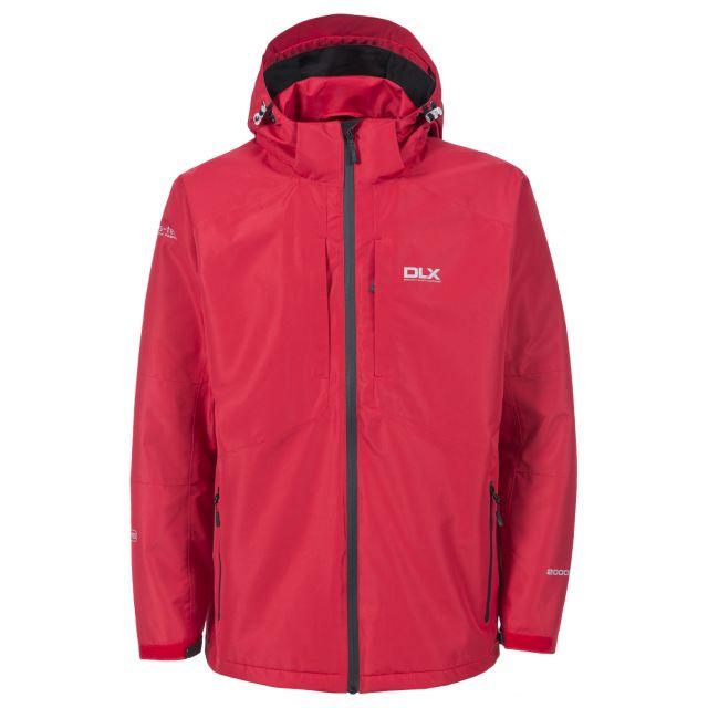 Kumar Mens Waterproof Jacket  - RED