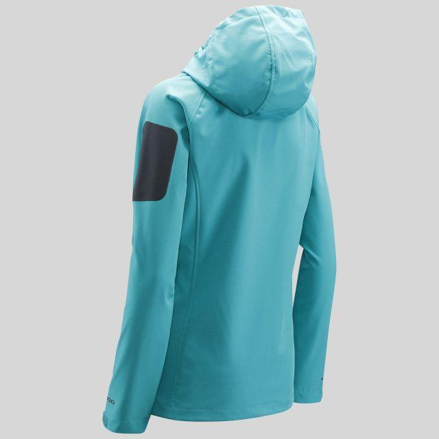 Landry Womens Waterproof Softshell Jacket in Green