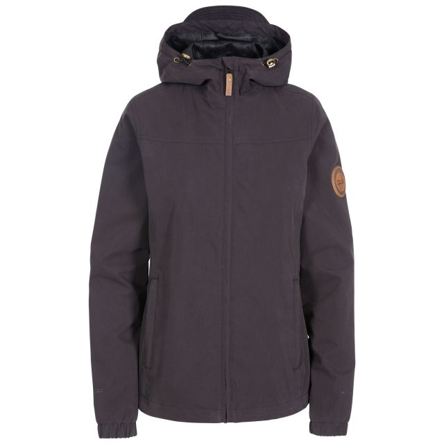 Lynden Women's DLX Waterproof Jacket - BLK