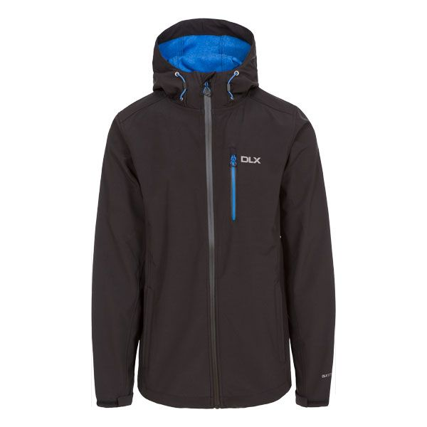 Marten Mens Softshell Jacket in Black