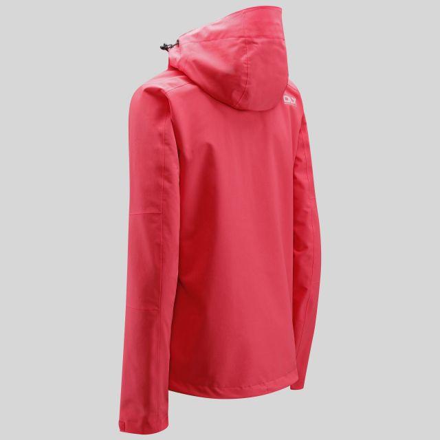 Martina Womens Waterproof Jacket in Light Pink