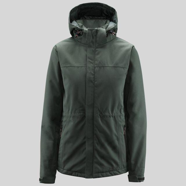 Mendell Women's DLX Padded Waterproof Jacket - BAI