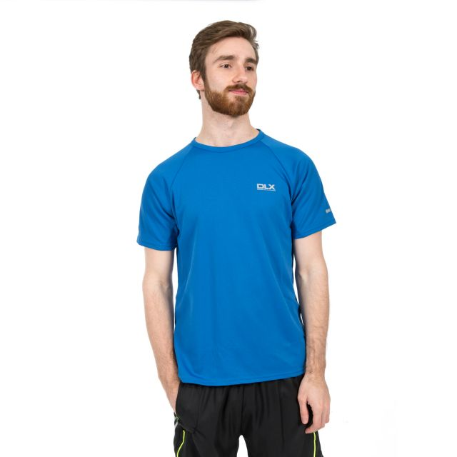 Harland Mens Round Neck Active T-shirt - ELB