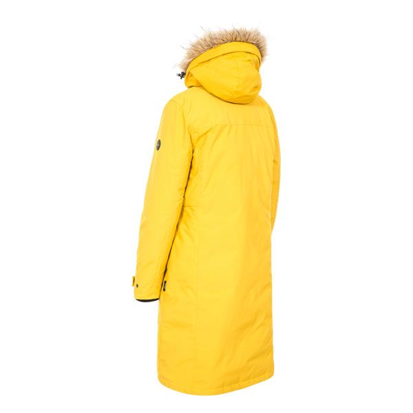 Munros Womens Waterproof Down Jacket - GLD