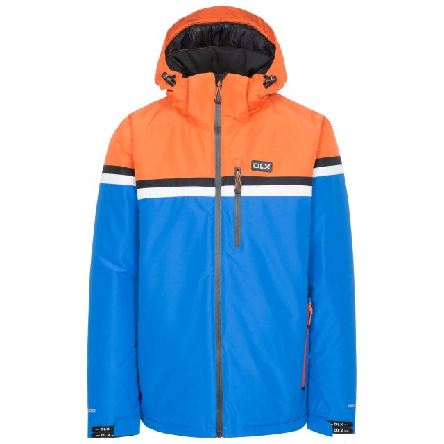 Niven Mens Waterproof Ski Jacket  - BLU