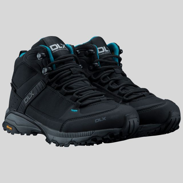 Nomad Womens Hiking Boots in Black