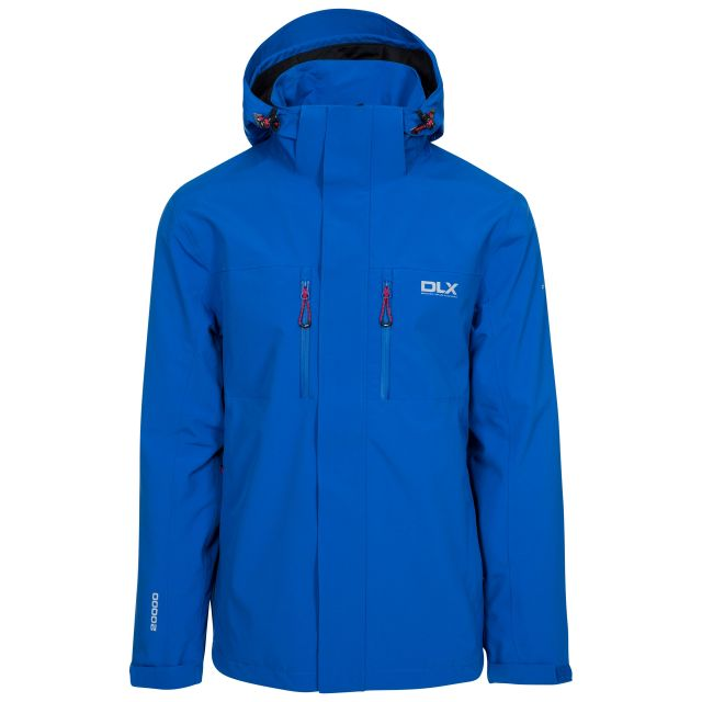 Oswalt Men's Waterproof Jacket - BLU