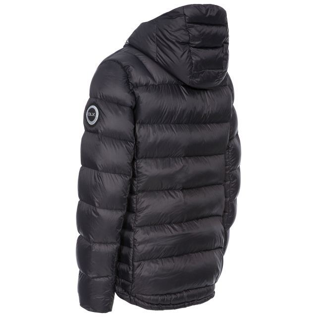 Pedley Women's DLX Down Jacket in Black