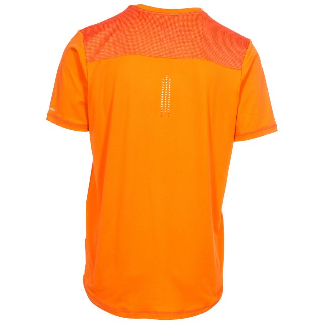 Pickens Mens Round Neck Active T-Shirt - SNR