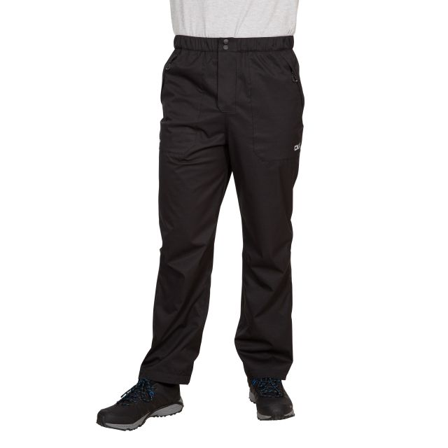 Putter Men's DLX Walking Trousers in Black
