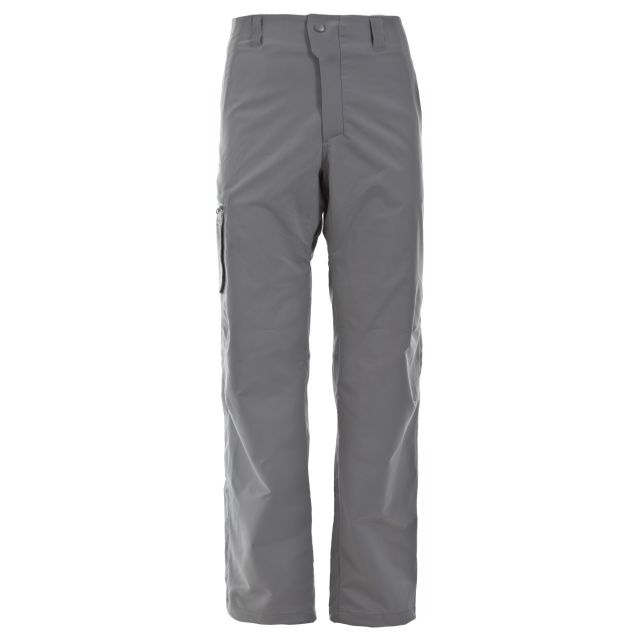 Raelyn Womens Breathable Walking Trousers in Grey