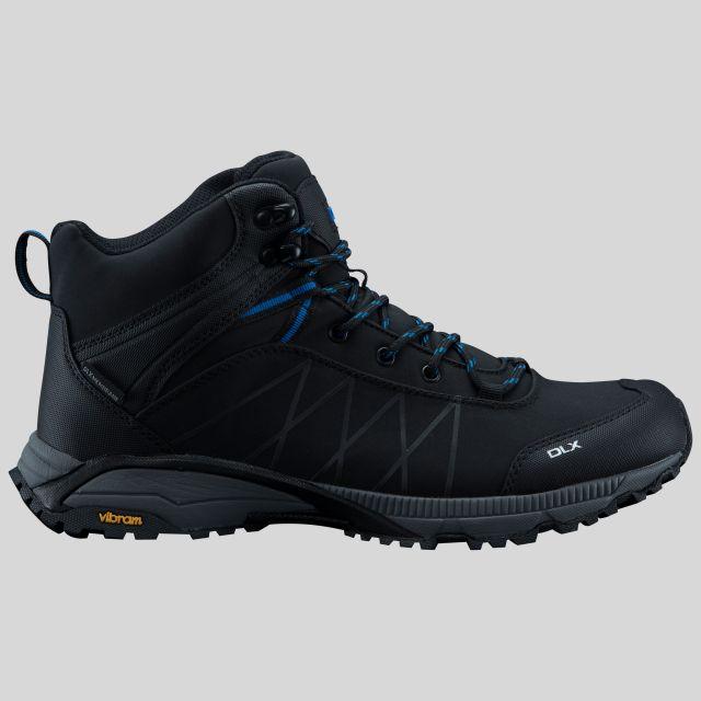 Rhythmic II Mens Softshell Boots in Black