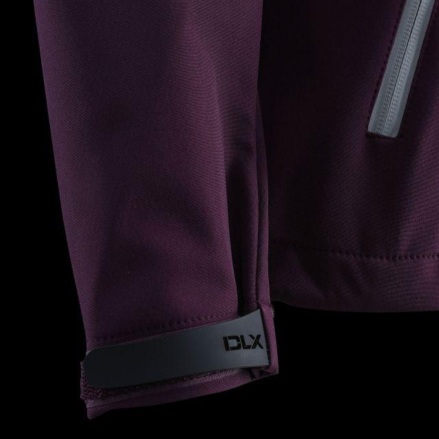 Ronda Womens Softshell Jacket in Burgundy