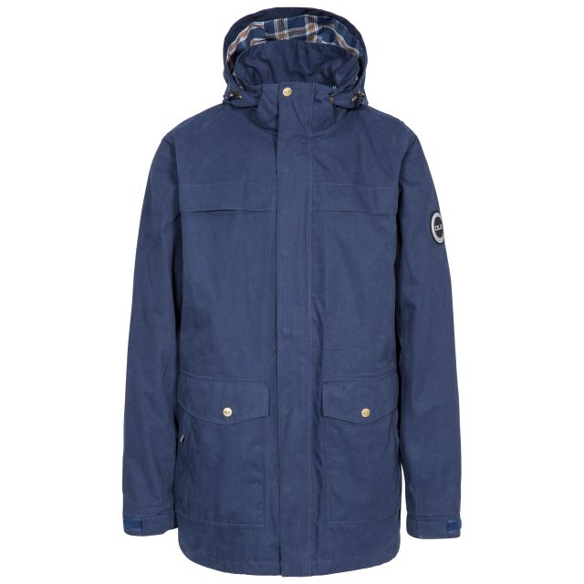 Rowland Mens Casual Waterproof Jacket - NA1