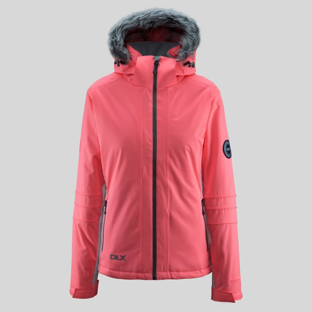 Sandrine Women's DLX Waterproof RECCO Ski Jacket - NNC