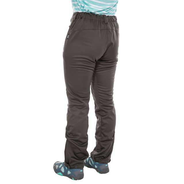 Sola Womens Softshell Walking Trousers - KHA