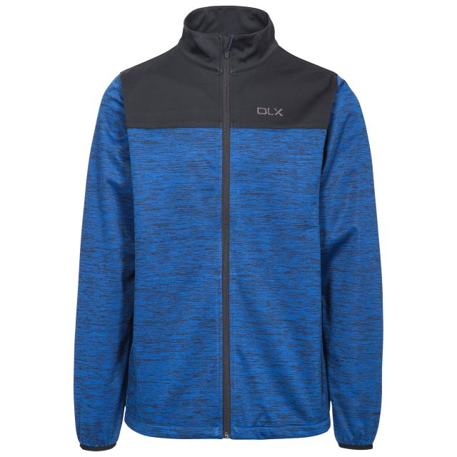 Strikland Mens Softshell Jacket in Blue