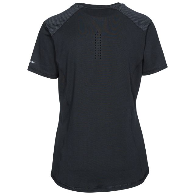 Suze Women's DLX Active T-shirt in Black