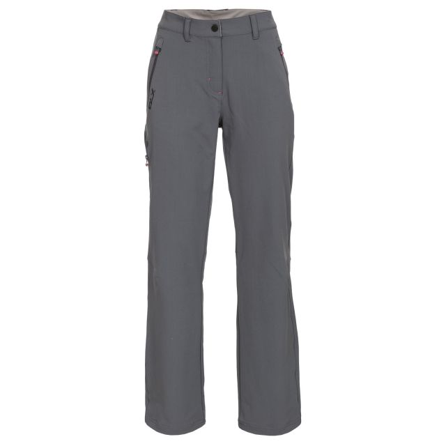Swerve Womens Water Repellent Walking Trousers - CBN