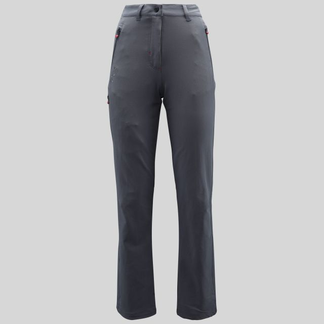 Swerve Womens Water Repellent Walking Trousers in Grey