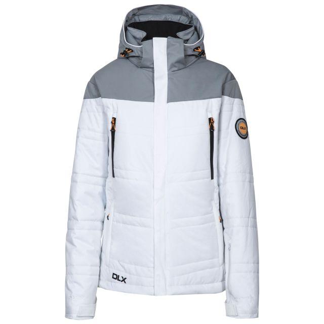Thandie Womens Insulated Waterproof Ski Jacket - WHT