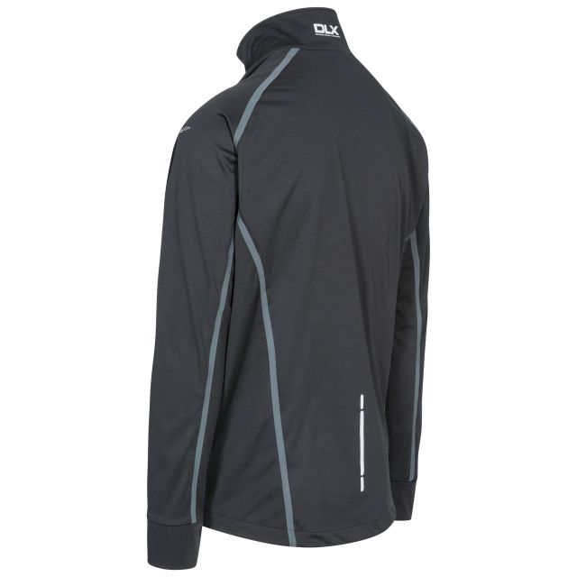 Thomson Mens Softshell Jacket in Black