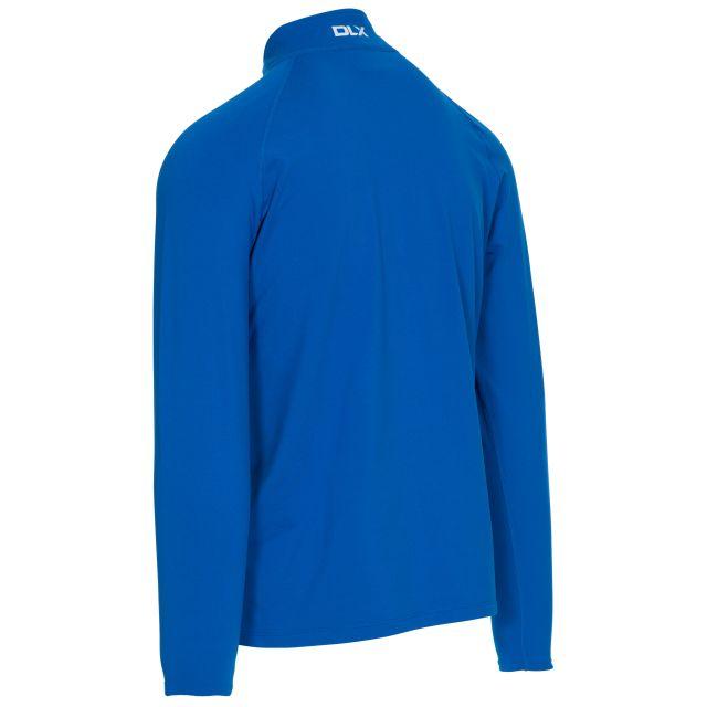 Tierney Mens Long Sleeved Top in Blue