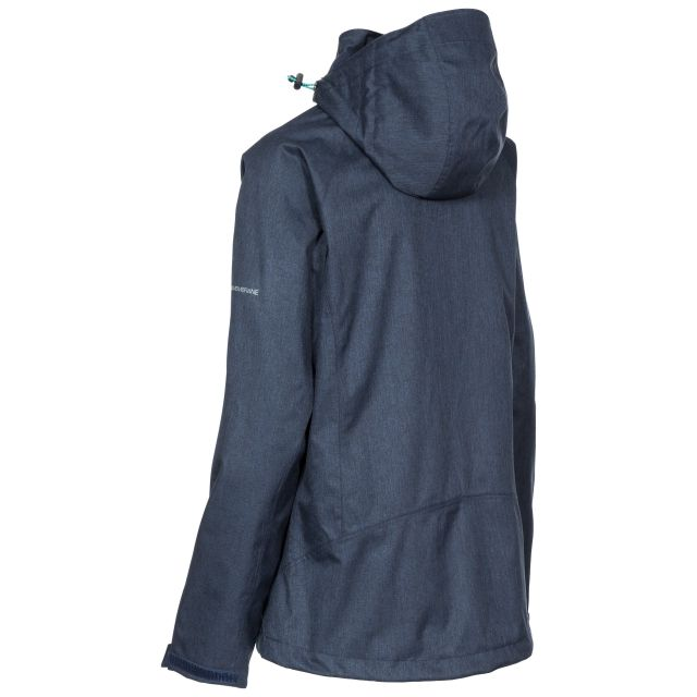 Tiya Womens Breathable Waterproof Jacket - NVM