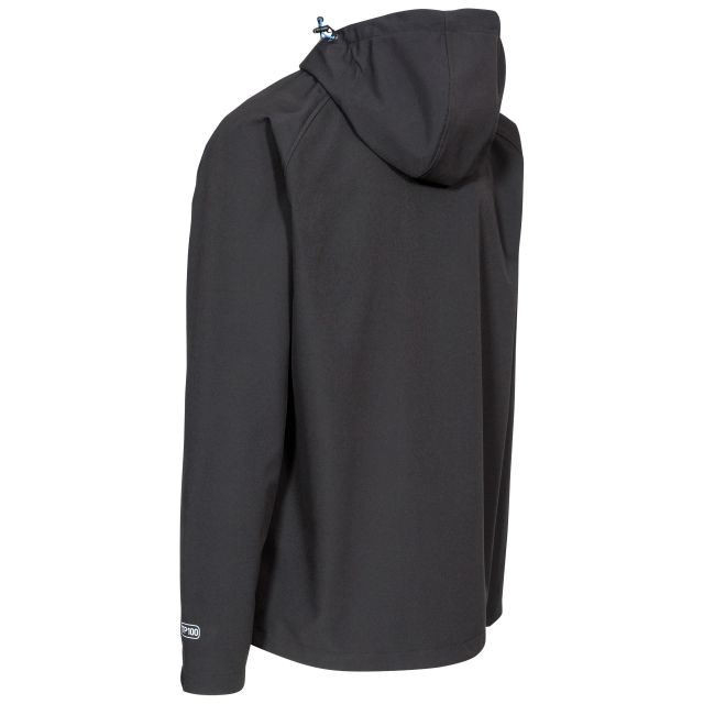 Wallis Mens Softshell Jacket in Black